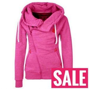 SALE Pink nautical anchor jacket